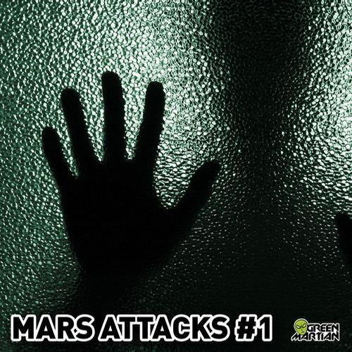Mars Attacks #1