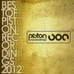 Best Of Piston Recordings 2012