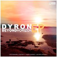 DYRON – BEYOND HORIZON EP (GREEN MARTIAN)