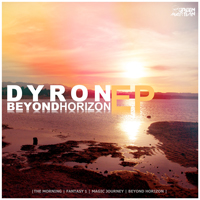 DYRON – BEYOND HORIZON EP (GREEN MARTIAN)