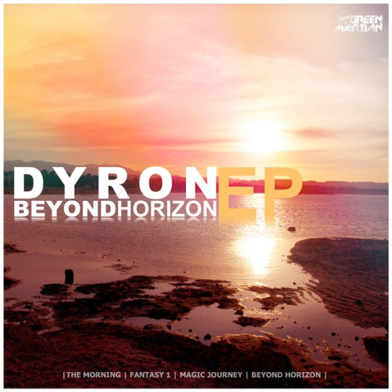 DyronBeyondHorizonEPGreenMartian630x630