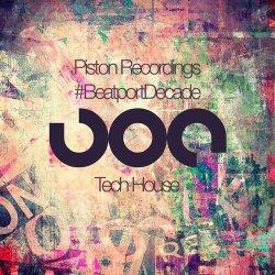 Piston Recordings #BeatportDecade Tech House