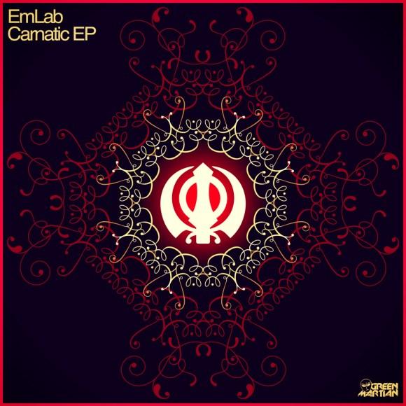 EMLAB – CARNATIC EP (GREEN MARTIAN)