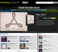 AIRWAVE – TRILOOPS 2 FEATURED BY BEATPORT
