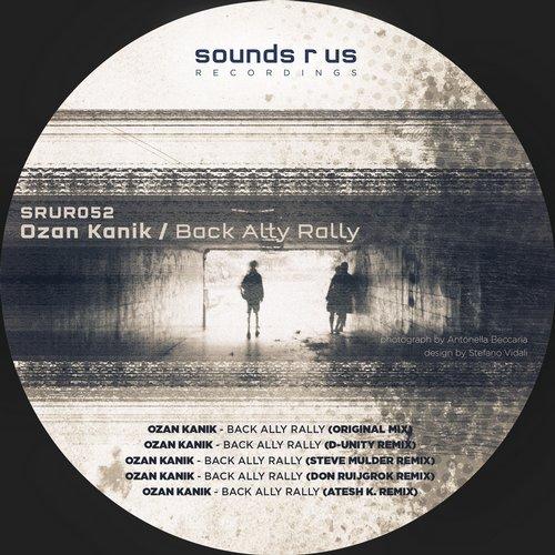 OZAN KANIK – BACK ALLY RALLY (SOUNDS R US RECORDINGS)