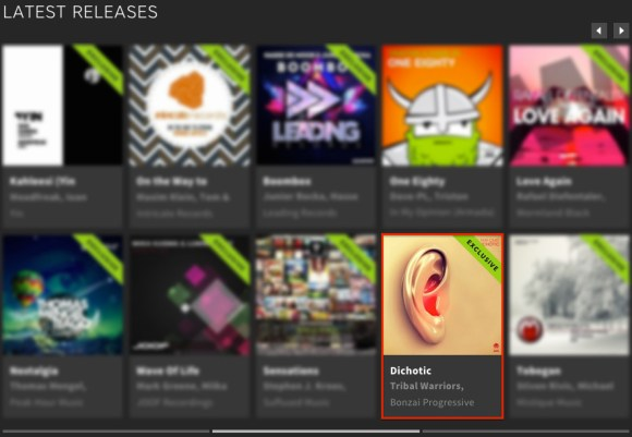 PHILTHY CHIT – DICHOTIC FEATURED BY BEATPORT