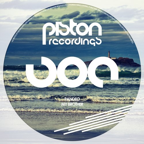 PANDEO – MY BROTHER (PISTON RECORDINGS)