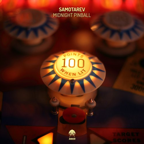 SAMOTAREV – MIDNIGHT PINBALL (BONZAI PROGRESSIVE)