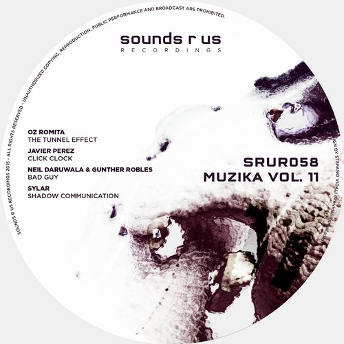 MUZIKA, VOL. 11 (SOUNDS R US RECORDINGS)