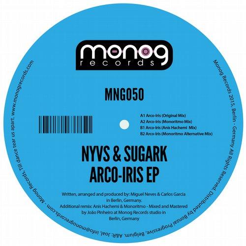 NYVS & SUGARK – ARCO-IRIS EP (MONOG RECORDS)