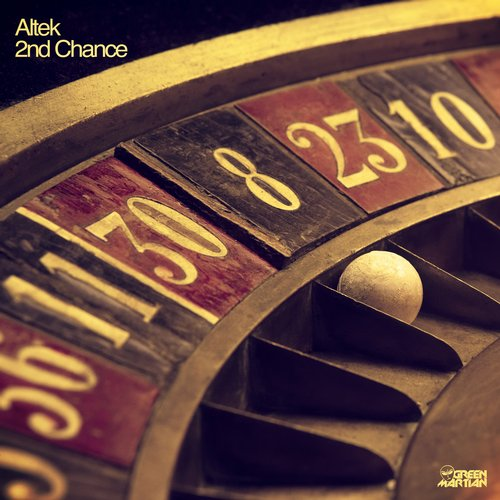 ALTEK – 2ND CHANCE (GREEN MARTIAN)