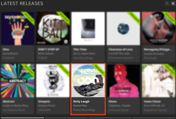 DANIEL RAY – DIRTY LAUGH FEATURED BY BEATPORT