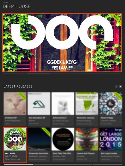 GGDEX & KEYGI – YES I AM EP FEATURED BY BEATPORT