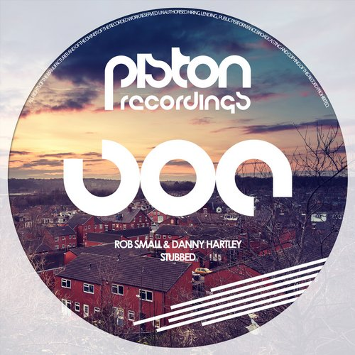 ROB SMALL & DANNY HARTLEY – STUBBED (PISTON RECORDINGS)