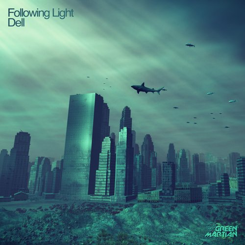 FOLLOWING LIGHT – DELL (GREEN MARTIAN)