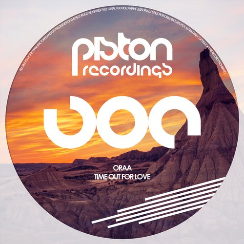 ORAA – TIME OUT FOR LOVE (PISTON RECORDINGS)