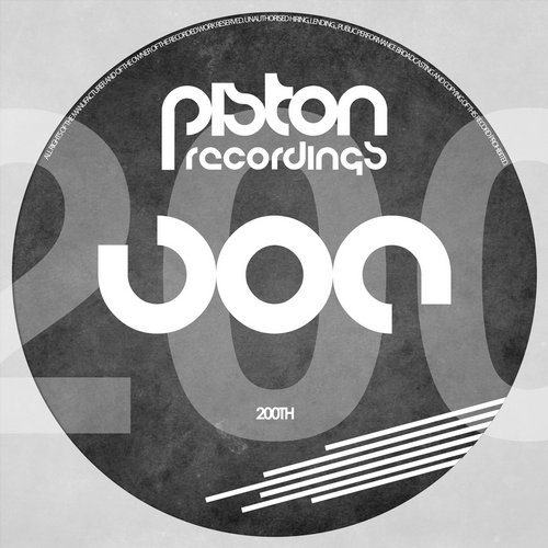 200TH (PISTON RECORDINGS)