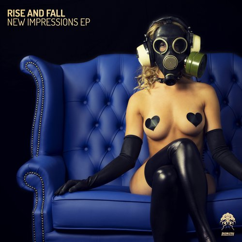 RISE AND FALL – NEW IMPRESSIONS EP (BONZAI PROGRESSIVE)