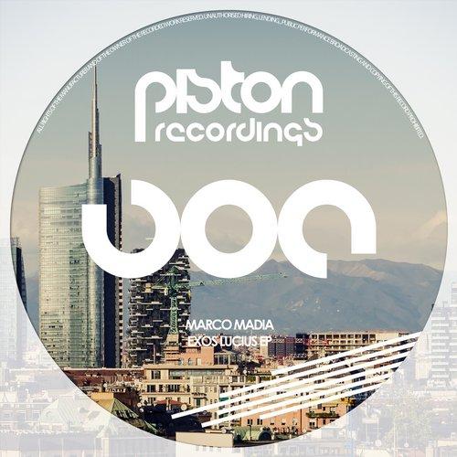 MARCO MADIA – EXOS LUCIUS EP (PISTON RECORDINGS)