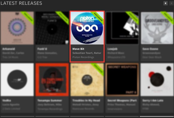 SEBASTIAN TOURT & NATUR – MOVE BIT FEATURED BY BEATPORT