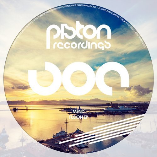 MEND – FUSION EP (PISTON RECORDINGS)
