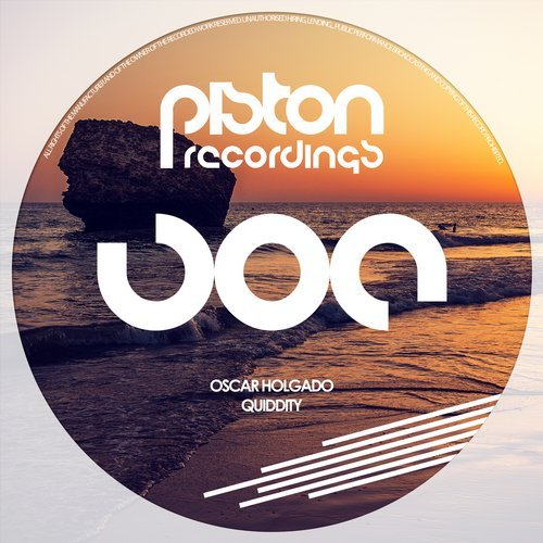 OSCAR HOLGADO – QUIDDITY (PISTON RECORDINGS)