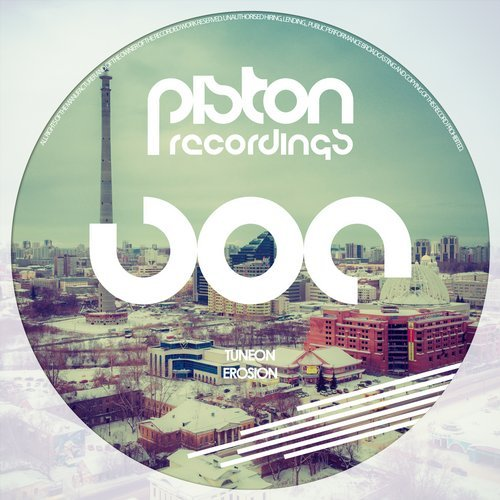 TUNEON – EROSION (PISTON RECORDINGS)