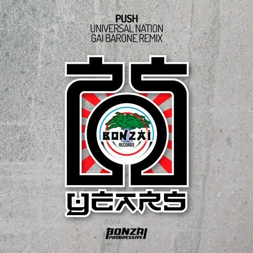 PUSH – UNIVERSAL NATION – GAI BARONE REMIX (BONZAI PROGRESSIVE)