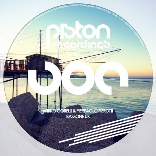 MIRKO GORELLI & PIERPAOLO PIEROTTI – BASSONE UK (PISTON RECORDINGS)