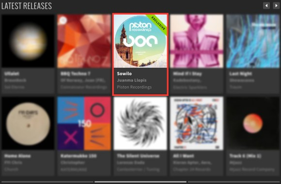 JUANMA LLOPIS – SOWILO FEATURED BY BEATPORT