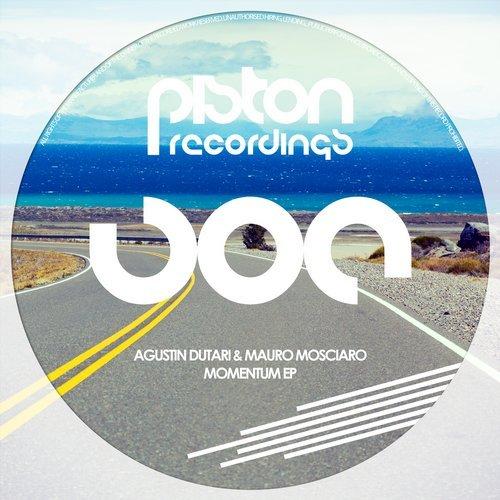 AGUSTIN DUTARI & MAURO MOSCIARO – MOMENTUM EP (PISTON RECORDINGS)