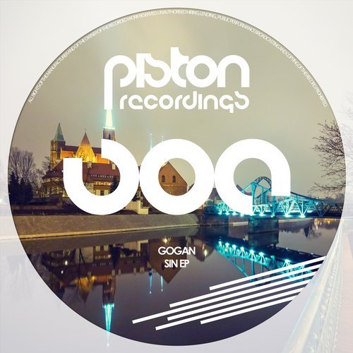 GOGAN – SIN EP (PISTON RECORDINGS)