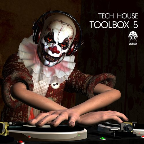 TECH HOUSE TOOL BOX 5 [BONZAI PROGRESSIVE]