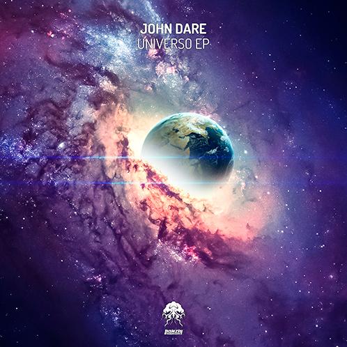 JOHN DARE – UNIVERSO EP