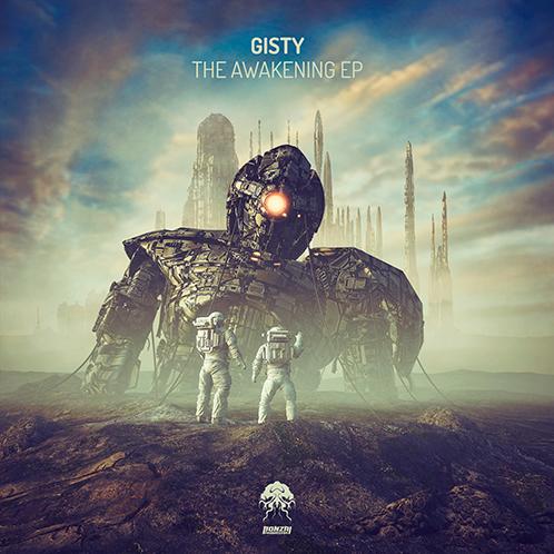 GISTY – THE AWAKENING EP [BONZAI PROGRESSIVE]