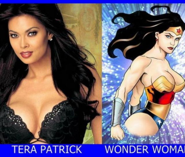 If Porn Stars Were Cast As Super Heroes Who Would Be Which Hero Unreality Mag Has Attempted To Match Each Adult Starlet With Their Super Hero Counterpart
