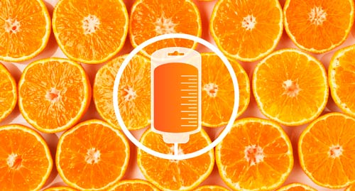 Protect your veins with vitamin C and flavonoids