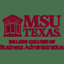 MSU Texas Online MBA Program