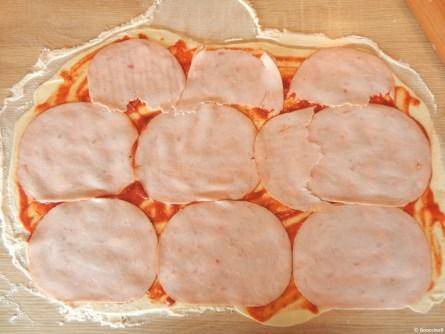 rouleaux de pizza