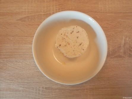 Crème de Boursin figue noix et ses gressins