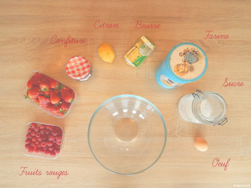 tarte-sablee-fruits-rouges-ingredients