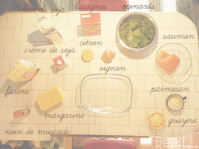 lasagnes-vegetariennes-ingredients
