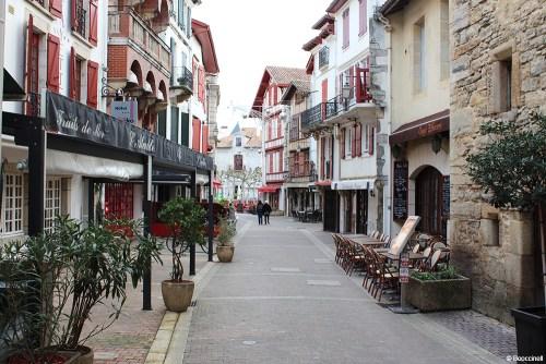 Journée à Saint-Jean-de-Luz