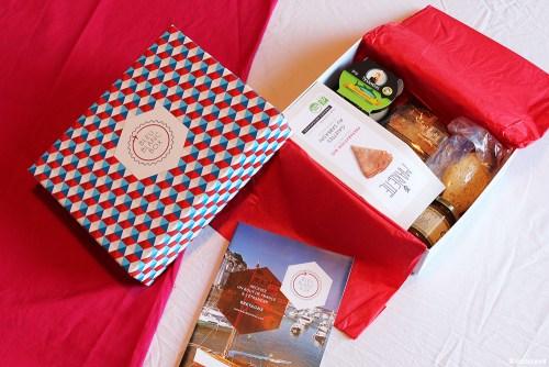Bleu blanc Box, la box culinaire des expatriés français