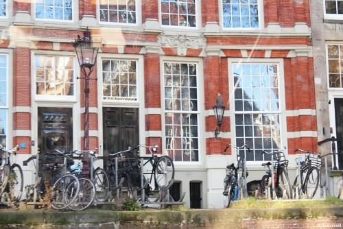 Suivi de mes favoris lors de mon weekend à Amsterdam.