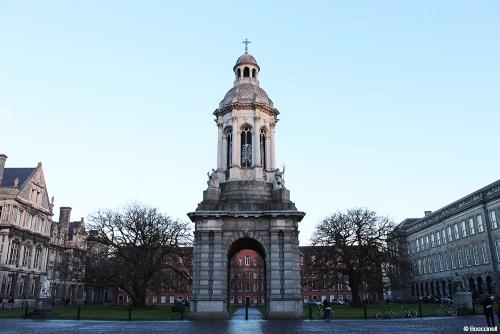 visiter Dublin en une journée Trinity College