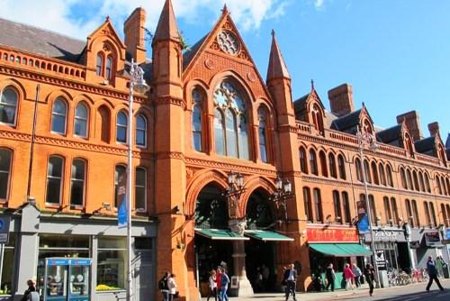 visiter Dublin en une journée George's Arcade