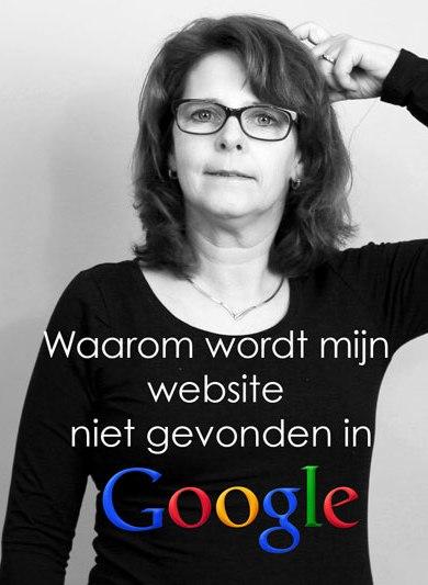 Waarom wordt mijn website niet gevonden in Google: 8 redenen