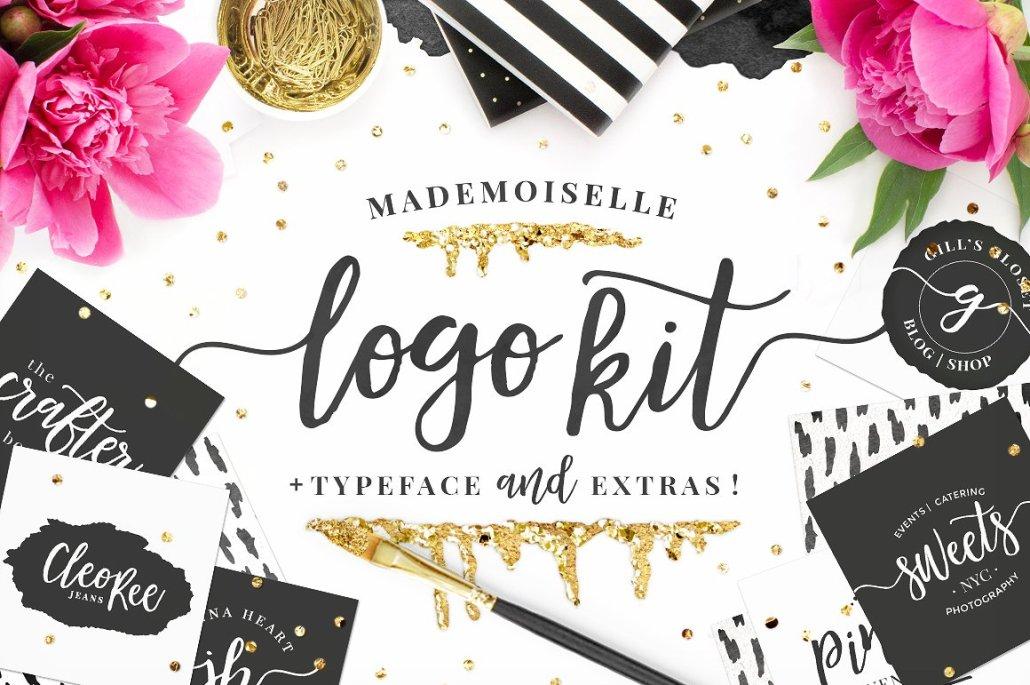 mademoiselle lettertypes