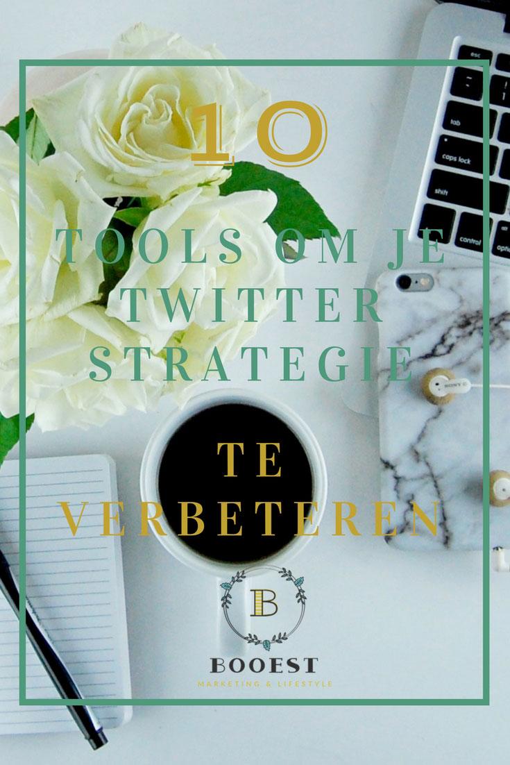 10 tools om je twitter strategie te verbeteren - www.booest.nl